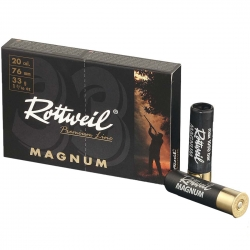 Rottweil Magnum Cal. 20 33gr