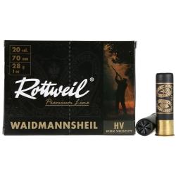 Rottweil Waidmannsheil HV Cal. 20 28gr