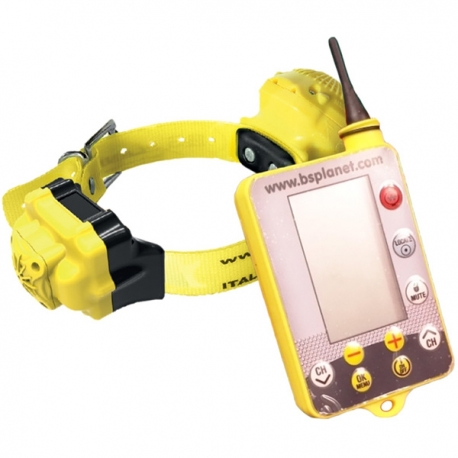 BS PLANET KIT COLLARE BEEPER GIALLO
