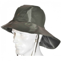 Cappello in Nylon Tipo Pompiere