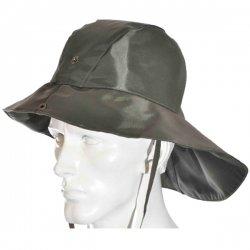 Cappello in Nylon Verde