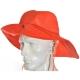 Cappello in Nylon Arancione