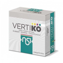 CART.N.S. VERTIKO RUBBER 15P