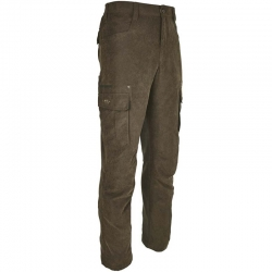 Blaser Pantaloni Argali Sporty Men Marroni