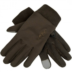 GUANTI BLASER TOUCH DARK BROWN