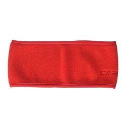 CMP Fascia Paraorecchie in Pile Rossa