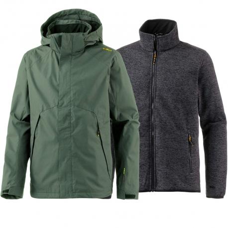 cmp giacca impermeabile