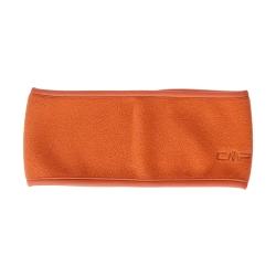 CMP Fascia Paraorecchie in Pile Arancione
