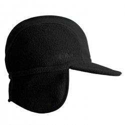 CMP Cappello in Pile con Paraorecchie Nero