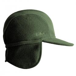 CMP Cappello in Pile con Paraorecchie Verde