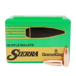 Sierra GameKing HPBT Cal. 22-224 55gr