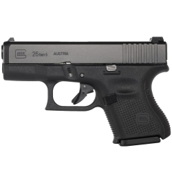 Glock 26 Gen5 Cal. 9X21 + 1 Caricatore