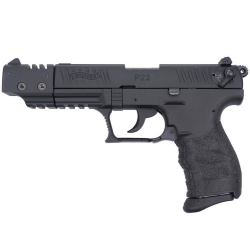"""WALTHER P22-Q 3.4"""" CAL. 22LR"""
