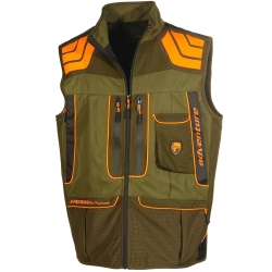 GILET UNIVERS ADVENTURE U-TEX VERDE/