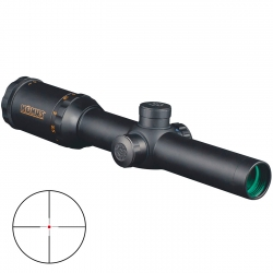 KONUS PRO M-30 1-4X24 ret. 30/30 illuminato