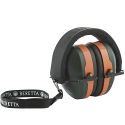 Beretta Cuffie Gridshell Green/Orange