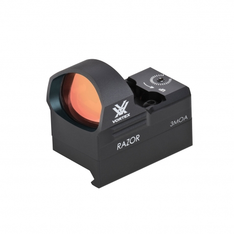 PUNTATORE VORTEX RED DOT 3MOA DOT SR