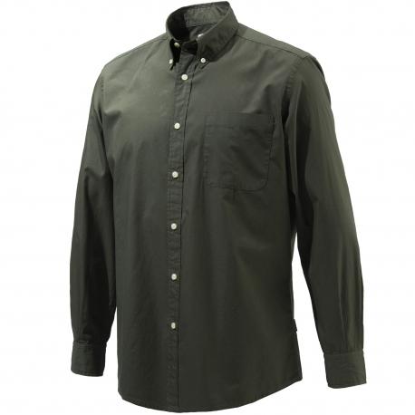 Beretta Camicia da Caccia Four Season Verde