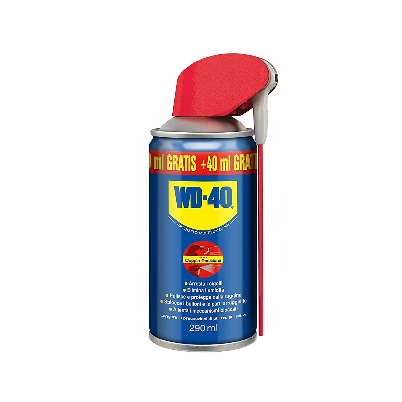wd-40 lubrificante serrature anticorrosivo è un