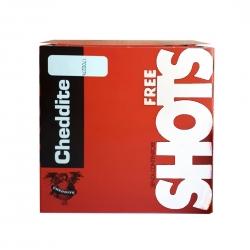 CART.CHEDDITE FREE SHOTS C.12 36GR