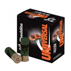 Cheddite Universal Trap Cal. 12 28gr