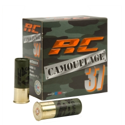 RC 37 Camo HP Cal. 12 37gr