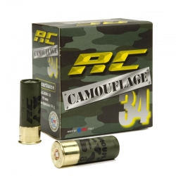 RC 34 Camo Cal. 12 34gr
