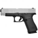 Glock 48 Silver Cal. 9X21 + 1 Caricatore