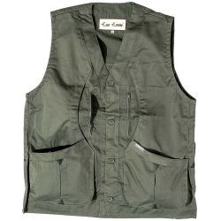 GILET ESSEEMME ART. 133 VERDE