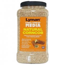 Lyman Graniglia Pulitura Natural Corncob Gialla 1kg