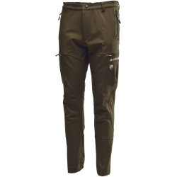 Univers Pantalone in Softshell Verde Univers-tex 92136 309