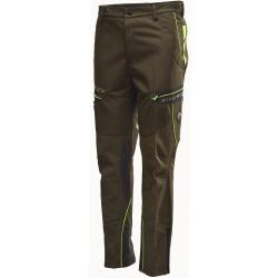 Univers Pantalone Rovo Cordura® Verde Fluo Univers-tex 92167 400