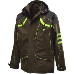 Univers Giacca Rovo Cordura® Verde Fluo Univers-tex 91107 400
