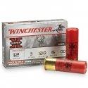 Winchester Super X Buckshot 15 Pallettoni Cal. 12