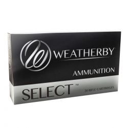 Weatherby Select Cal. 300 Wby Mag 180gr