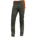 Univers Pantalone Softshell Verde/Arancione Univers-tex 92342 392