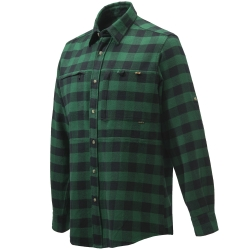 CAMICIA BERETTA OVERSHIRT ZIPPERED