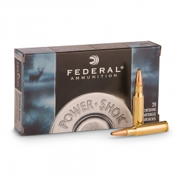 CARIC.FEDERAL 223 REM 64GR SP 223L
