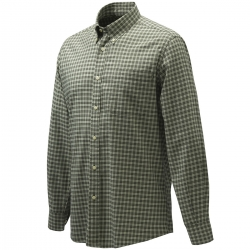 CAMICIA BERETTA WOOD BUTTON DOWN