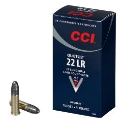 CARIC.CCI CAL.22 LR QUIET 22 0960