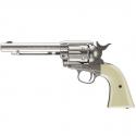 Colt SAA Peacemaker Nickel CO2 Cal. 4.5 BB Libera Vendita