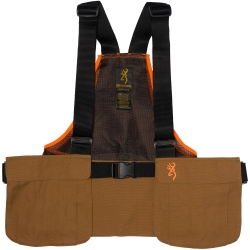 GILET TRISACCA BROWNING TG. UNICA