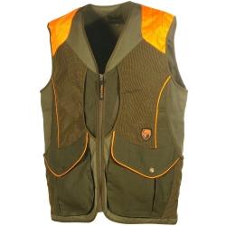 Univers Gilet Caccia Verde/Arancione 93002 392