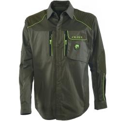 Univers Camicia Beccaccia Verde Fluo 94014 400