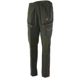 Univers Pantalone Pernice Verde/Arancione 92367 392