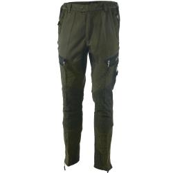 Univers Pantalone Lavaredo Verde 92189 337