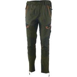 Univers Pantalone Lavaredo Verde/Arancione 92189 392