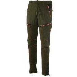 Univers Pantalone Brennero Verde/Arancione 92014 392