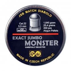 JSB Exact Jumbo Monster Cal. 5.52