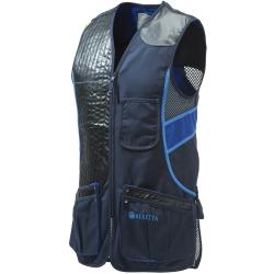 Beretta Gilet da Tiro Sporting Blu